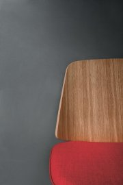 June Dining Chair by Zanotta