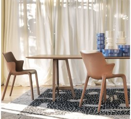 Lou Eat Dining Chair by Driade
