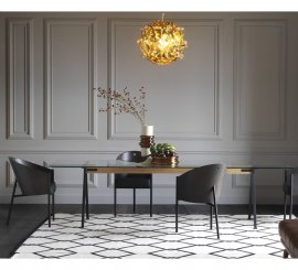 Frate Dining Table by Driade