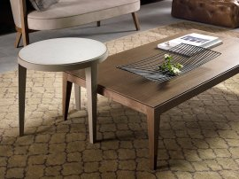 Dominique Coffee Table by Pacini & Cappellini