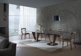 Mobius Dining Table by Pacini & Cappellini