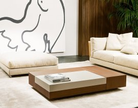 Atollo Coffee Table by Pacini & Cappellini