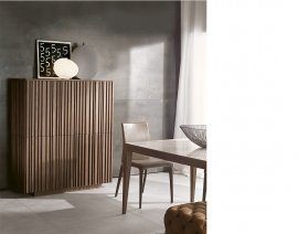 Line Cupboard Cabinet by Pacini & Cappellini