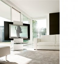 Totem TV Stand by Pacini & Cappellini