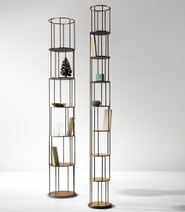 Babele Bookcase by De Castelli