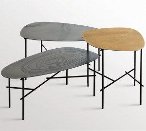 Syro Table by De Castelli