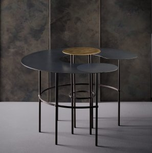 Scribble Table by De Castelli