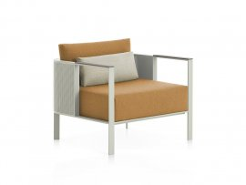 Solanas Lounge Chair by Gandia Blasco