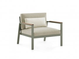 Timeless Lounge Chair by Gandia Blasco