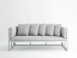 Saler Sofa by Gandia Blasco