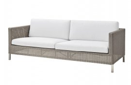 Connect 3-seat Modular Sofa  by Cane-line