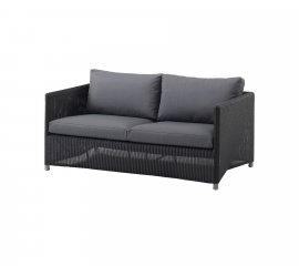 Diamond 2-Seater Sofa by Cane-line