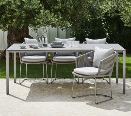 Pure Dining Table  by Cane-line