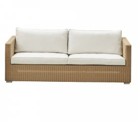 Chester 3-Seater Sofa by Cane-line