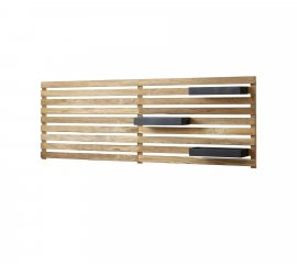 Teak Wall for Drop Kitchen Accessory by Cane-line