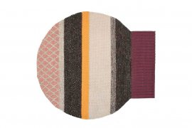 Spaces Mangas Original Globo Rugs by Gan Rugs