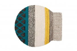 Spaces Mangas Original Mini Rugs by Gan Rugs