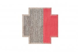 Spaces Mangas Space Square Rugs by Gan Rugs