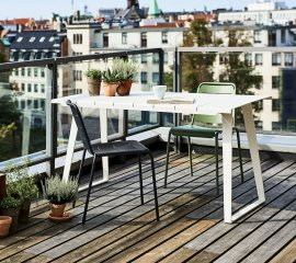 Copenhagen City Chair by Cane-line
