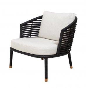 Sense Lounge Chair by Cane-line