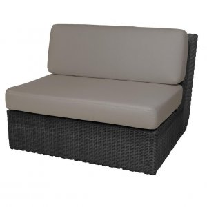Savannah Single Seat Module Sofa  by Cane-line