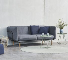 Urban 3-Seat Sofa by Cane-line