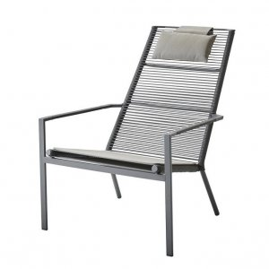 Edge Highback Chair by Cane-line