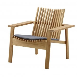 Amaze Lounge Chair by Cane-line