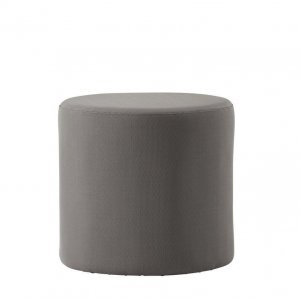 Rest Side Table/Footstool Ottoman by Cane-line