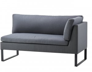 Flex 2 Seat Left Module Sofa  by Cane-line