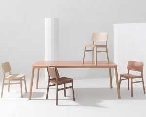 Drum Dining Chair by Billiani