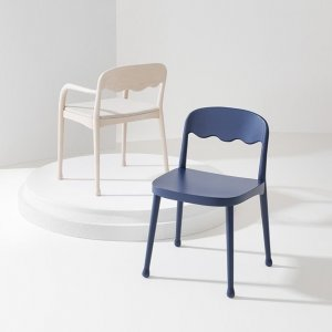 Frisee Dining Chair by Billiani