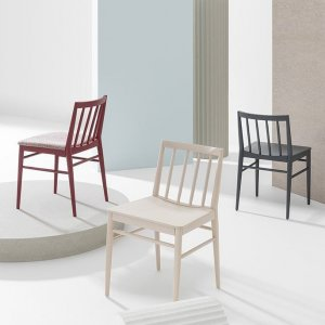 Tracy Dining Chair by Billiani