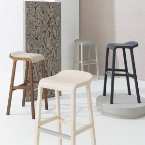 Layer Stool by Billiani