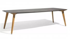 Torsa Dining Table by Manutti