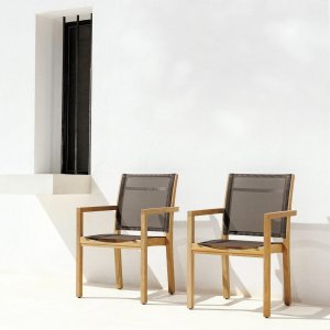 Siena Dining Chair by Manutti