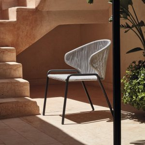 Radius Dining Chair by Manutti