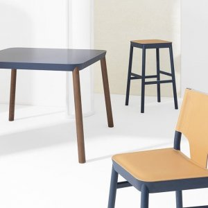 Marimba Stool by Billiani