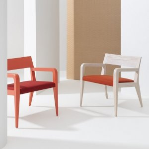 Aragosta Lounge Chair by Billiani