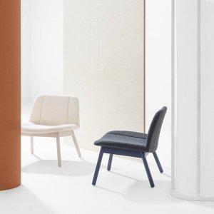 Hippy Lounge Chair by Billiani