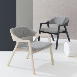 Layer Lounge Chair by Billiani