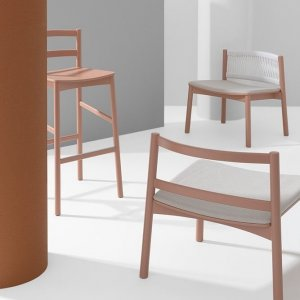 Load Lounge Chair by Billiani