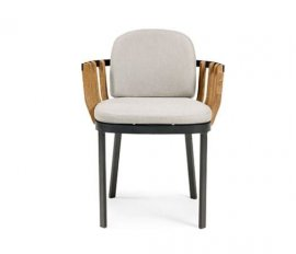 Swing Dining Armchair by Ethimo