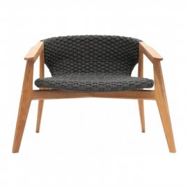 Knit Lounge Chair by Ethimo