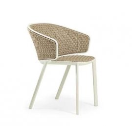 Pluvia Dining Chair by Ethimo