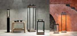 Carre Lamp Lighting by Ethimo