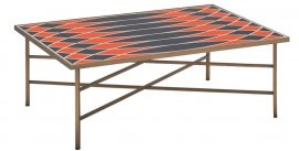 Motif 100 Coffee Table by Frag