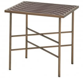 Motif 55 End Table by Frag