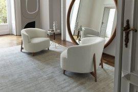 Copine Wood Armchair  by Porada