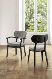 Evelin Chair by Porada